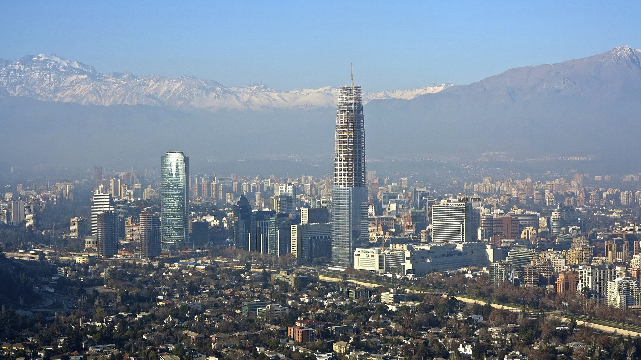 Places To Get Food In Santiago Chile